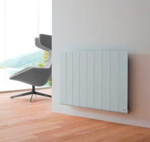 Electric central heating storage heater