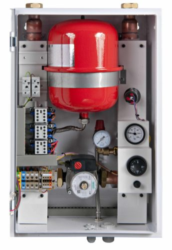Taking a look inside electric boilers