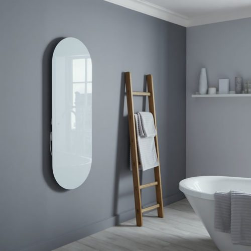 Bathroom electric radiators