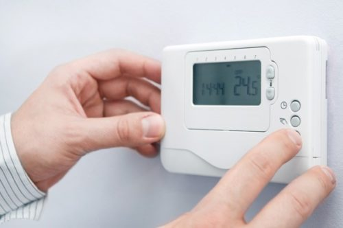 Setting your digital central heating timer