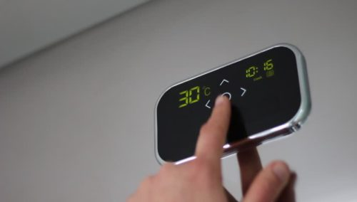 Smart thermostat to lower hot water boiler costs